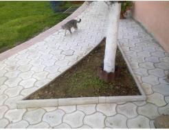 Форма для тротуарной плитки МАО Рокки 24*24*4,5 - изображение 4 - интернет-магазин tricolor.com.ua