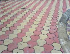 Форма для тротуарной плитки МАО Рокки 24*24*4,5 - изображение 3 - интернет-магазин tricolor.com.ua