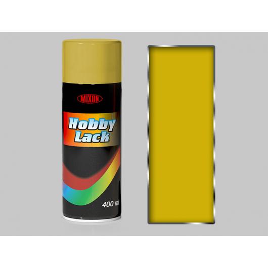 Аэрозоль универсальный Mixon Hobby Lack желтый HL316 - интернет-магазин tricolor.com.ua