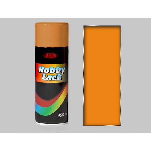 Аэрозоль универсальный Mixon Hobby Lack ярко-желтый HL354 - интернет-магазин tricolor.com.ua