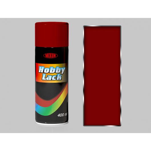 Аэрозоль универсальный Mixon Hobby Lack красный HL538 - интернет-магазин tricolor.com.ua