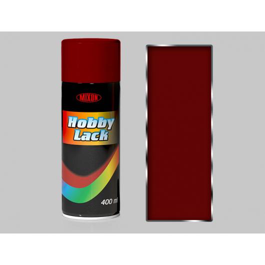 Аэрозоль универсальный Mixon Hobby Lack вишневый HL612 - интернет-магазин tricolor.com.ua