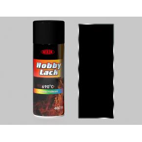 Аэрозоль универсальный Mixon Hobby Lack высокотемпературный черный HL920 - интернет-магазин tricolor.com.ua