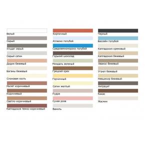Затирка для швов Kale Fuga Каппадокия темно-коричневая (2018-KAPADOKYA KIZIL KAHVE) - изображение 2 - интернет-магазин tricolor.com.ua