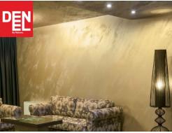 Декоративная штукатурка Denel ProMetalico металлический эффект - изображение 2 - интернет-магазин tricolor.com.ua