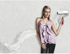 Краска интерьерная дисперсионная Alpina Impression Effekt белая структурная - изображение 2 - интернет-магазин tricolor.com.ua