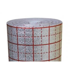 Изолон ламинированный с разметкой Izolon Air 03 белый 1м