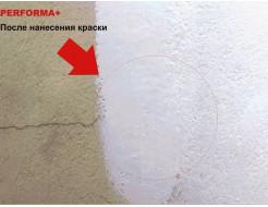Краска акриловая для фасадов и интерьеров Kale Performa Plus сверхэластичная - изображение 2 - интернет-магазин tricolor.com.ua