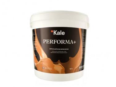 Краска акриловая для фасадов и интерьеров Kale Performa Plus сверхэластичная