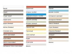 Затирка для швов Kale Fuga Пудра (2033-Pudra) - изображение 2 - интернет-магазин tricolor.com.ua