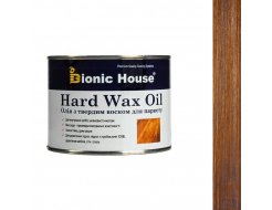 Масло для пола Hard Wax Oil Bionic House Миндаль