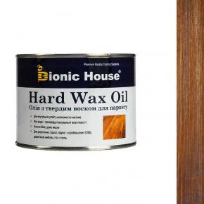Масло для пола Hard Wax Oil Bionic House Миндаль