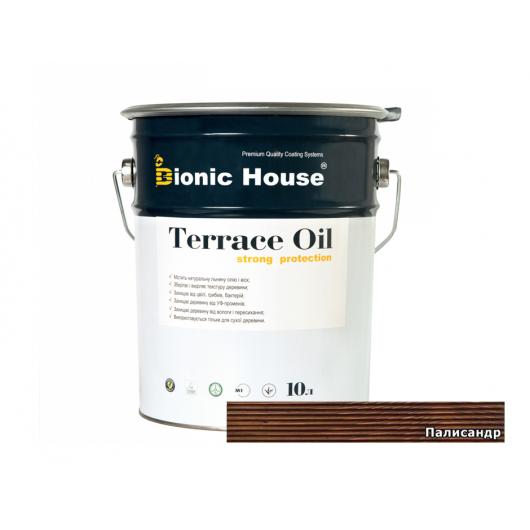 Масло террасное Terrace Oil Bionic House Палисандр - интернет-магазин tricolor.com.ua