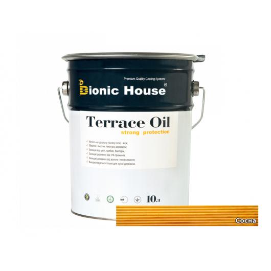 Масло террасное Terrace Oil Bionic House Сосна - интернет-магазин tricolor.com.ua