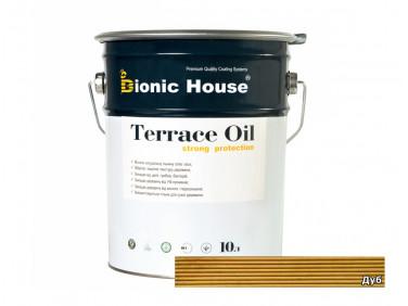 Масло террасное Terrace Oil Bionic House Дуб