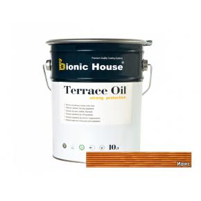 Масло террасное Terrace Oil Bionic House Ирис