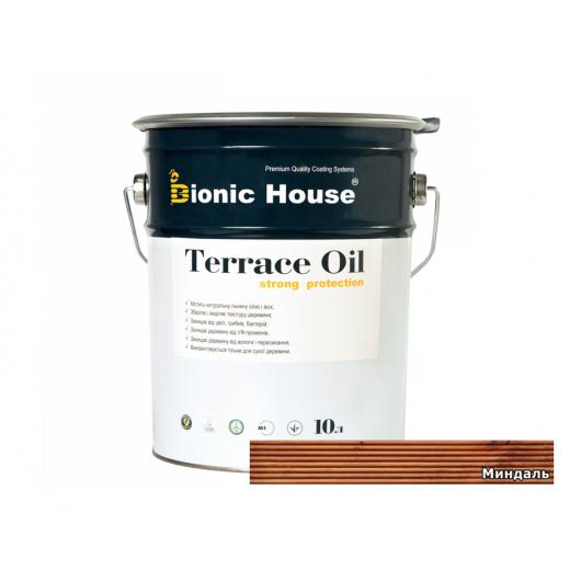 Масло террасное Terrace Oil Bionic House Миндаль - интернет-магазин tricolor.com.ua