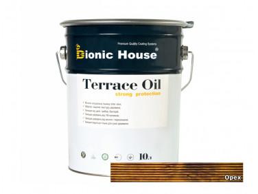 Масло террасное Terrace Oil Bionic House Орех