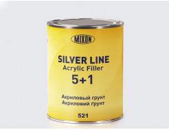 Акриловый грунт Silver Line Mixon 5+1 М-521 серый 2К А