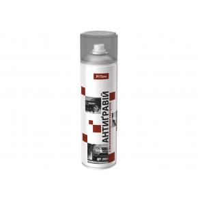 Антигравий PiTon высокополимерным каучуком и синтетическими смолами (черный)