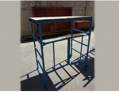Подмости передвижные Будмайстер Little 1,0 1C 0,60*1,20 - изображение 3 - интернет-магазин tricolor.com.ua