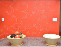 Интерьерная грифельная краска Magpaint BlackboardPaint красная - изображение 2 - интернет-магазин tricolor.com.ua