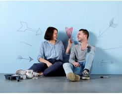 Краска интерьерная маркерная Le Vanille Pro прозрачная матовая - изображение 2 - интернет-магазин tricolor.com.ua