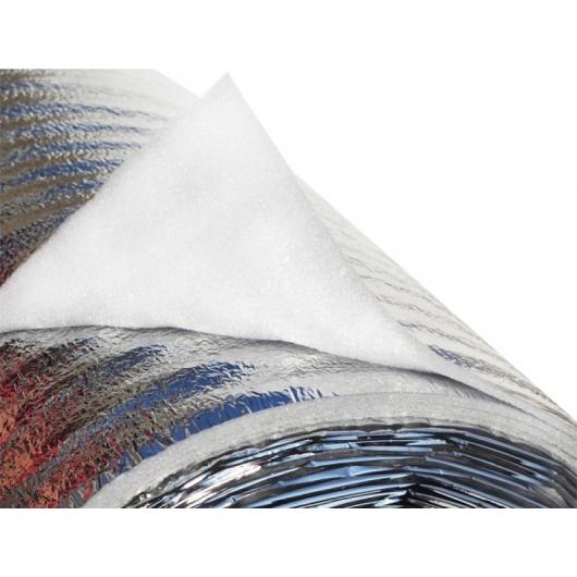 Изолон ламинированный Izolon Air 01 белый 1м - изображение 2 - интернет-магазин tricolor.com.ua