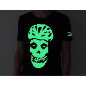 Краска люминесцентная AcmeLight Textile для ткани зеленая - интернет-магазин tricolor.com.ua
