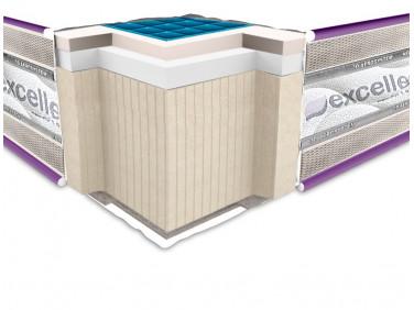 Ортопедический матрас Neolux Neoflex Comfogel soft 3D 80х190