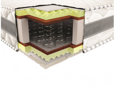 Ортопедический матрас Neolux Престиж Кокос Bonnel 3D 80х200