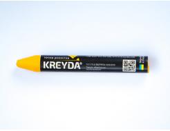 Набор мелков для маркировки на основе воска Kreyda универсальные 12 шт (желтые) - изображение 2 - интернет-магазин tricolor.com.ua