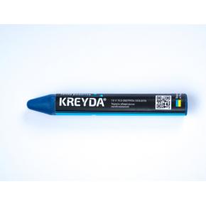Набор мелков для маркировки на основе воска Kreyda универсальные 12 шт (синие) - изображение 2 - интернет-магазин tricolor.com.ua