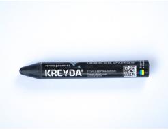 Набор мелков для маркировки на основе воска Kreyda универсальные 12 шт (черные) - изображение 2 - интернет-магазин tricolor.com.ua