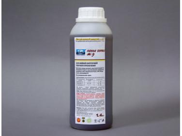 Моющее щелочное пенное средство для удаления мазута, масляных загрязнений PRIMATERRA Supra ж/д