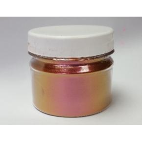 Пигмент Хамелеон Tricolor 7707 Рубин-фиолетовый-оливковый