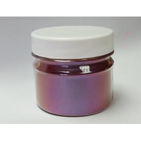 Пигмент Хамелеон Tricolor 7708 Фиолетовый-красный-бирюзовый - изображение 7 - интернет-магазин tricolor.com.ua
