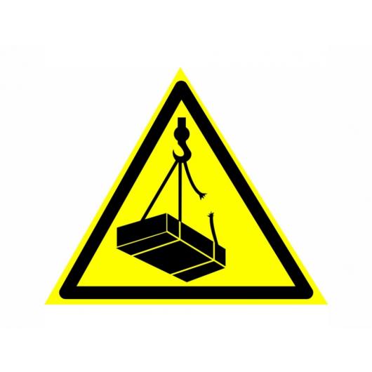 Знак предупреждающий фотолюминесцентный треугольный W 06