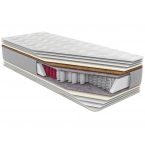 Ортопедический матрас Come-For Notte Магнум Кокос Pocket Spring 90х190 - интернет-магазин tricolor.com.ua