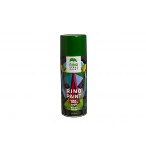Универсальная аэрозольная акриловая краска Rino (зеленая трава)