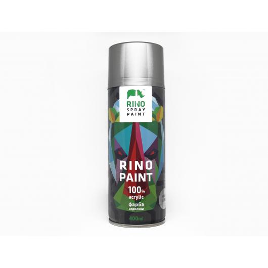 Универсальный аэрозольный акриловый грунт Rino (серый) - интернет-магазин tricolor.com.ua