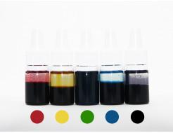 Набор красителей DEEP для смол и полиуретанов (5 штук) - изображение 3 - интернет-магазин tricolor.com.ua