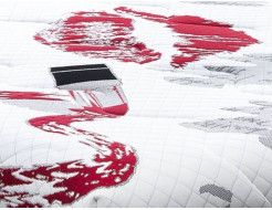 Ортопедический матрас MatroLuxe Kiss Кисс 160х200 - изображение 2 - интернет-магазин tricolor.com.ua