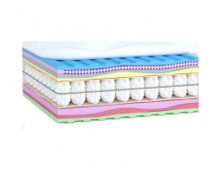 Ортопедический матрас MatroLuxe Amore Амор Pocket Spring 150х190 - изображение 6 - интернет-магазин tricolor.com.ua