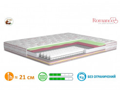 Ортопедический матрас MatroLuxe Desire Дезайр Pocket Spring 140х190 - изображение 3 - интернет-магазин tricolor.com.ua