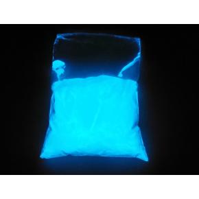 Люминесцентный пигмент Люминофор ТАТ 33 синий базовый (30 микрон)