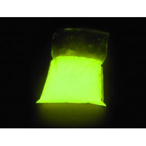 Люминесцентный пигмент Люминофор цветной ТАТ 33 желтый (30 микрон) - изображение 2 - интернет-магазин tricolor.com.ua