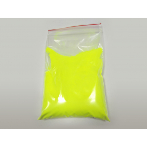 Люминесцентный пигмент Люминофор цветной ТАТ 33 желтый (60 микрон)