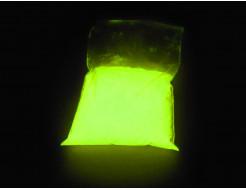 Пигмент люминофор цветной ТАТ 33 желтый (80 микрон) - изображение 2 - интернет-магазин tricolor.com.ua
