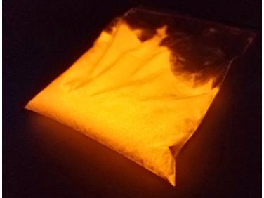Люминесцентный пигмент Люминофор цветной ТАТ 33 оранжевый (30 микрон)
